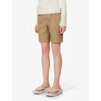 ANDERSSON BELL Diego straight-leg high-rise wool-blend shorts Fit BPCGH688